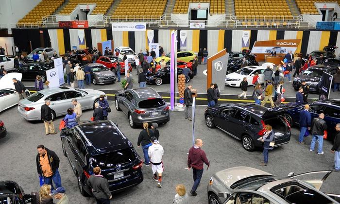 Motorshow i USA